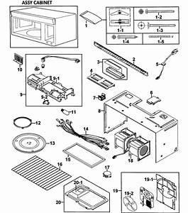 Microwave Parts Samsung  U2013 Bestmicrowave