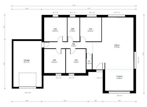 plan maison 1 chambre plan maison 1 chambre tlcharger les 3 plans en 1 clic