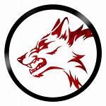 Wolf Logos Head Team Drawing 512 Dls