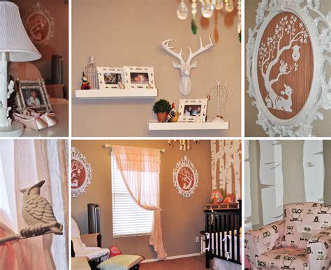 woodland nursery decor wall new woodland nursery decor