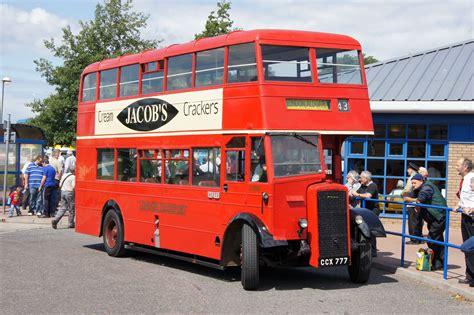 File:London Transport bus D130 (CCX 777), 2011 Bristol Vintage Bus Group open day (2)