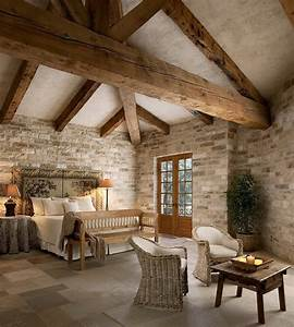A Rustic Flavor 20 Suggestions of How to Expose Beams