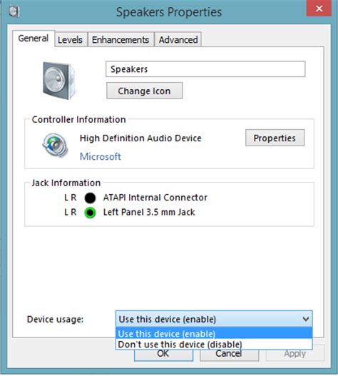 how to fix sound and speaker issues in windows 8 step by step