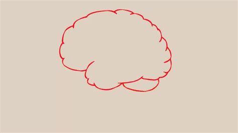 ein gehirn zeichnen wikihow