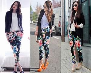 ¿Cómo combinar leggins floreadas?