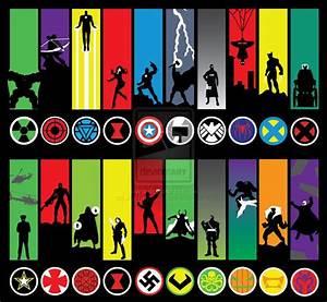 marvel_heroes_and_villains | Avengers | Pinterest | Iron ...
