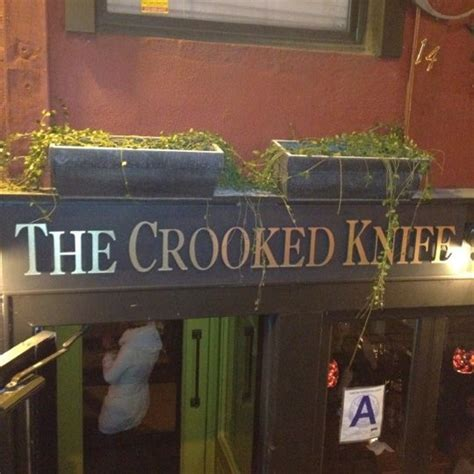 ck  crooked knife west village    st