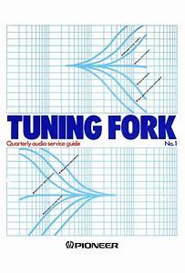 Pioneer Tuning Fork - Manual