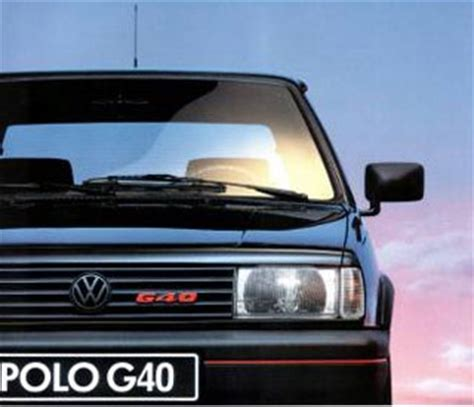 photo reportage polo gt polo g40 duo de choc