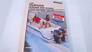 B785 Yamaha Outboard 1996
