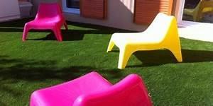 Gazon Artificiel Balcon : gazon synth tique et pelouse artificielle qualit chez ~ Edinachiropracticcenter.com Idées de Décoration