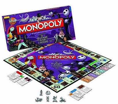 Monopoly Games Weird Interesting Christmas Weirdest Nightmare