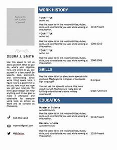Microsoft fice Resume Templates 2014 Builder Free Word