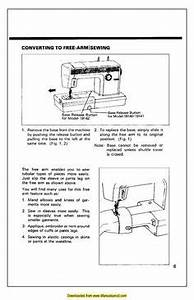 Singer Sewing Machine Light Bulb Replacement Kenmore 385 15202 385 15208 Sewing Machine Instruction
