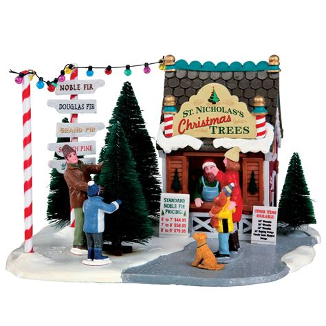 lemax village collection christmas village accessory st