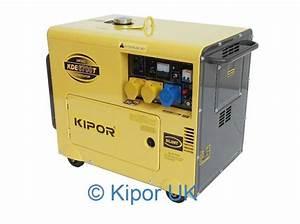Kipor Kde 6700t Generator