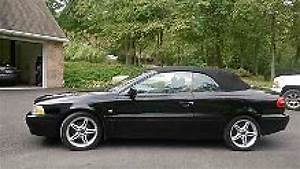 Volvo C70 2001  Very Nice 01 Convertible For Auction  This