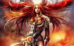 Warrior Women Wallpaper Samurai Celtic Greek ...