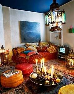 51 Relaxing Moroccan Living Rooms