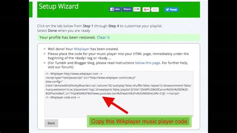 A page is not meant to show tumblr posts. Tumblr Music Player Tutorial 3 - Using music from your Dropbox Account - YouTube