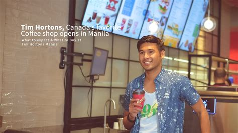 Tim hortons single serve coffee cups you can enjoy the tim hortons taste you love at home, one delicious cup at a time. Tim Hortons, Canada's favourite Coffee shop opens in Manila + What to expect & What to Buy at ...