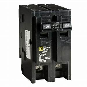 Of 100 Amp Breaker Box Wiring