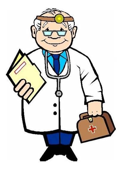 Doctors Doctor Clipart Cliparts Clip Visit Dr