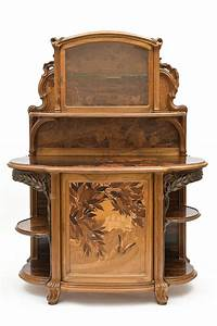 Art Nouveau Mobilier : buffet les vendanges mile gall 1846 1904 nancy ~ Melissatoandfro.com Idées de Décoration