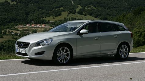 Volvo S60 Und V60 Gebraucht Mit Kleinen Defiziten
