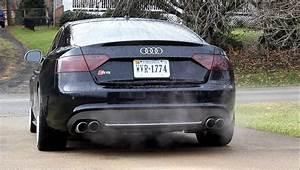 Audi S5 4 2l 356ch : 2009 audi s5 remus exhaust start and low rev 4 2l v8 sound youtube ~ Medecine-chirurgie-esthetiques.com Avis de Voitures