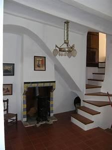 Escalier De Maison Interieur : cheminee escalier adsubia 39 s blog ~ Zukunftsfamilie.com Idées de Décoration