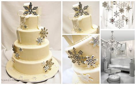 Wedding Ideas For Winter : Snowflake Wedding Decorations