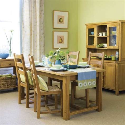 green dining room ideas 28 green and brown decoration ideas