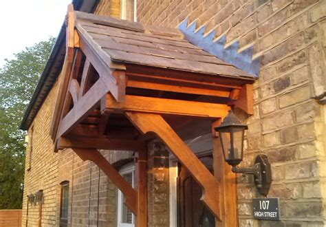 bespoke door canopies    website