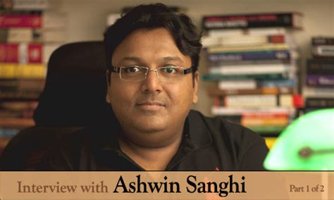Who Is The Author Of Indian In The Cupboard by Ashwin Sanghi Indian Author Of Chanakya S