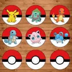 printable pokemon bingo cards images