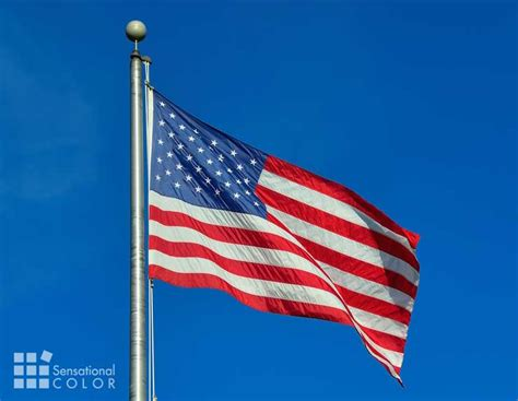 colors of the flag why are colors of the american flag white and blue