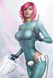 Space Girl Vera by Eamonodonoghue on DeviantArt
