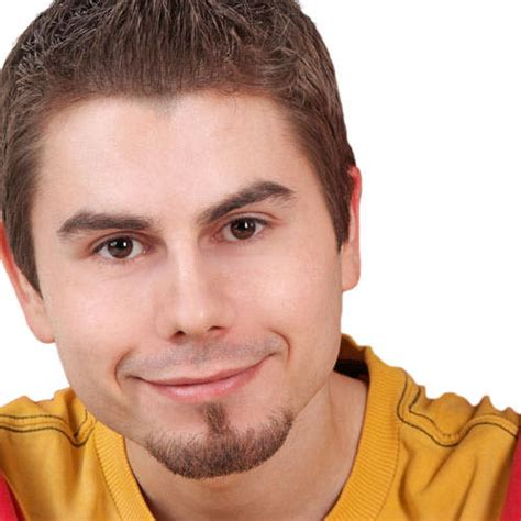chin beard chin curtain if brad pitt can grow a pointy