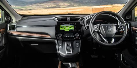 Maybe you would like to learn more about one of these? Honda CR-V Interior & Infotainment | carwow