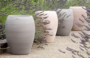 Pots En Terre Cuite Carrefour : jarre contemporaine en terre cuite pot de jardin ~ Dailycaller-alerts.com Idées de Décoration