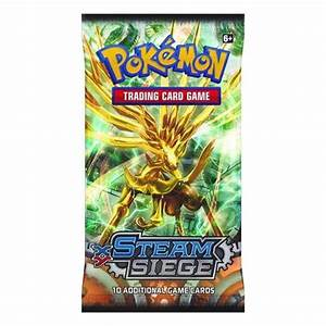 XY Steam Siege - Pokemon Booster Pack