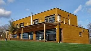 Maison En Bois Nord : maison en bois nord latest maison bois nord with maison en bois nord good a la demande ~ Nature-et-papiers.com Idées de Décoration