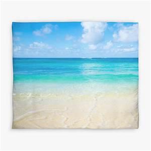 Housse De Couette Theme Mer : oc an plage hawa enne housse de couette personnalis mer ~ Teatrodelosmanantiales.com Idées de Décoration