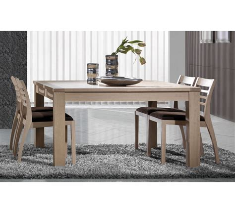 table carr 233 e avec 2 allonges ch 234 ne massif quot clara quot 1932