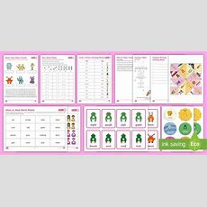 * New * Level 3 Twinkl Phonics Screening Check Home Learning Tasks