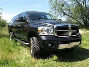 Buy Used 2007 Dodge Ram 3500 4x4 Quad Cab Laramie 6 7l