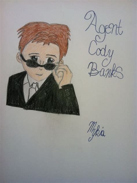 Agent Cody Banks- Anime Style by BlueExorcist13 on DeviantArt