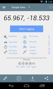 gps logger for android gps logger for android android apps on play