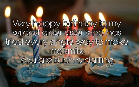 happy birthday wishes  quotes  elder sister samplemessages blog